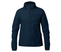 Damen Windjacke High Coast Wind Jacket, Blau