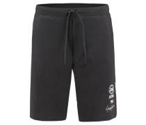 Herren Shorts, schwarz
