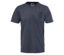 """Herren Shirt """"Fine"""" Kurzarm, dunkelgrau"""