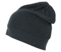 Damen Beanie-Mütze, grün