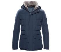 Herren Daunenjacke WOCPS1793 Blizzard Jacket, Blau