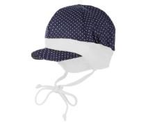 Mädchen Mütze, Blau