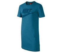 "Girls T-Shirt ""Nike Sportswear Modern Dress"", blau"
