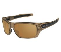 Herren Sonnenbrille Turbine brown smoke - bronze