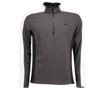 Herren Rollkragen-Pullover Henry Powerstretch Shirt Half Zip