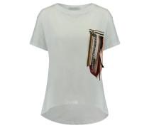 Damen T-Shirt, weiss