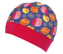 Mädchen Baby Mütze, zitrone