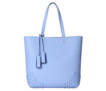 "Damen Shopper ""Wave"", bleu"