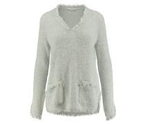 Damen Pullover, hellblau