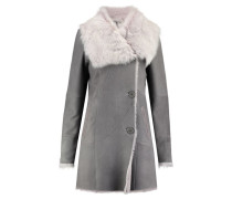 Damen Mantel Binoche, Grau
