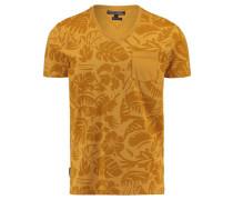 Herren T-Shirt Bob, Gelb