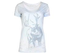"Damen T-Shirt ""Daniela"", blue"