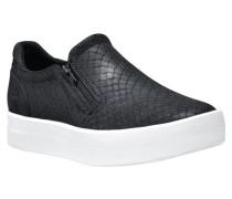 Damen Sneakers Mayliss Slip On, Schwarz
