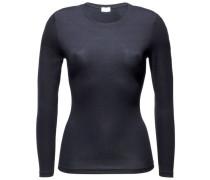 Damen Shirt Pureness 700 Langarm, Schwarz