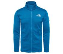 Herren Fleecejacke M Hadoken Full Zip Jacket, Blau