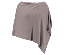 Damen Poncho - Plus Size