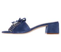 Damen Sandalen, bleu
