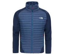 Herren Daunenjacke / Steppjacke Verto Micro Jacket, Blau