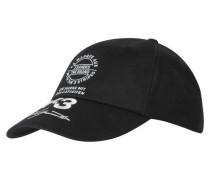 Herren Cap, schwarz