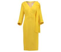 Damen Kleid, Gelb