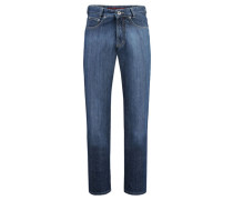 """Herren Jeans """"Clark"""" Comfort Fit, darkblue"""