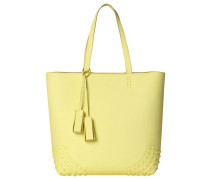 "Damen Shopper ""Wave"", gelb"