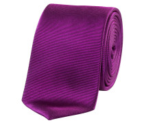 Herren Krawatte schmal 6 cm