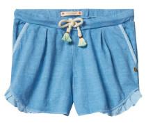 Mädchen Shorts, Blau