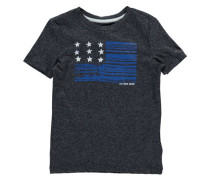 Jungen T-Shirt, Blau