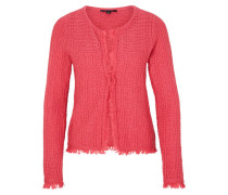 Damen Strickjacke, pink