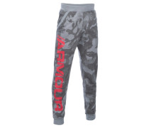 Boys Trainingshose UA Titan Fleece Printed Jogger Pant