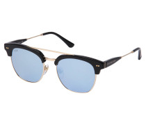 """Sonnenbrille """"Havana+ Black Blue Mirrored"""""""