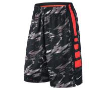 Herren Basketballshorts Elite Stripe Splatter
