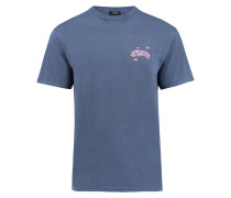 Herren T-Shirt, marine