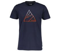 """Herren T-Shirt """"KielM."""", dunkelblau"""