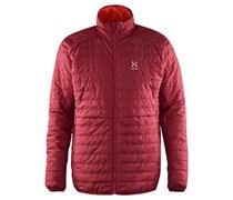 Haglöfs: Herren Outdoorjacke Barrier Lite Jacket, rot