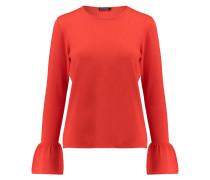 Damen Pullover, orange