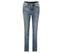 """Damen Jeans """"Moonwash"""" Regular Skinny Fit lang, bleached"""