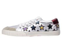 Damen Sneakers Majestic, Silber