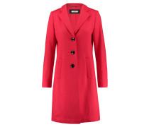 Damen Mantel, rot