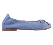 Mädchen Ballerinas Dino, Blau
