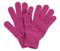 Jungen und Mädchen Handschuhe, Rot