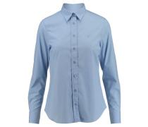 Damen Bluse Co Pop Stretch Shirt, Blau