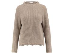 Damen Pullover, Beige
