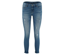 "Damen Jeans ""Jane"" 7/8-Länge, blue"