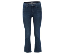 Damen Jeans Slim Fit Bootcut