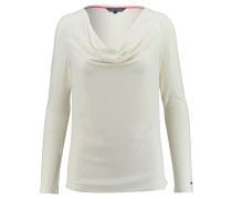 Damen Shirt Ophelia Langarm, Weiß