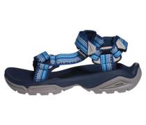 Damen Trekkingsandalen Terra Fi 4 - bright blue, Blau