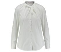 Damen Bluse Selma Langarm, Weiß