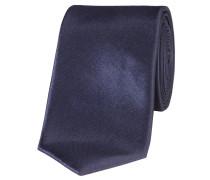 """Herren Krawatte aus Seide """"schmal"""" 6 cm, taupe"""